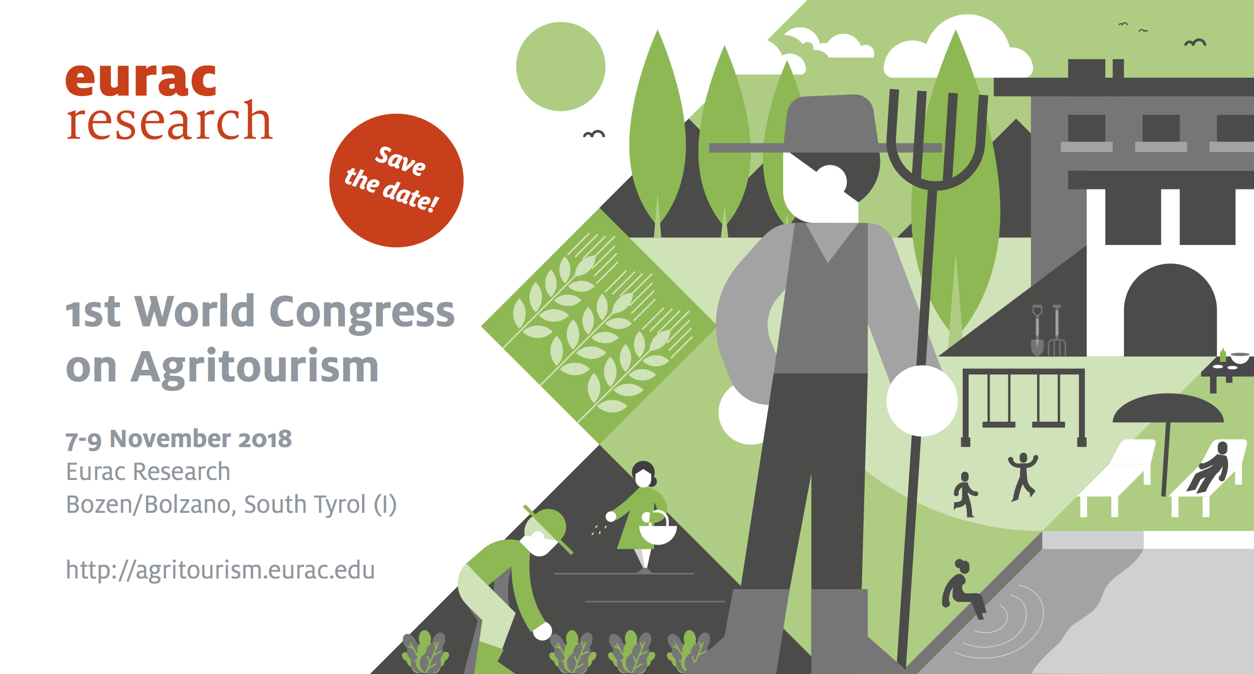 1st World Congress on Agritourism @ Eurac Research
