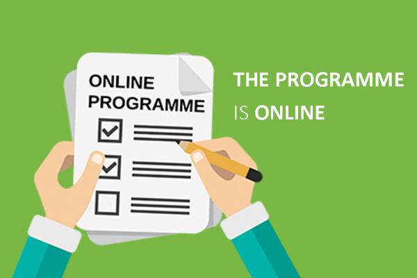 programme is online