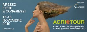 AGRIeTOUR - Italian national exhibition of agritourism and multifunctional agriculture @ Arezzo Fiere