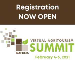 NAFDMA's 2021 Virtual Agritourism Summit @ online